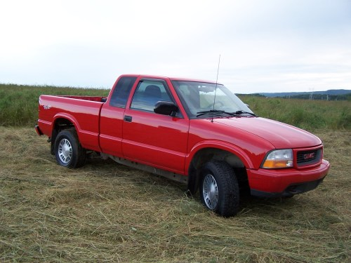 small resolution of  2000 gmc sonoma sl reg cab short bed 2wd photo 6