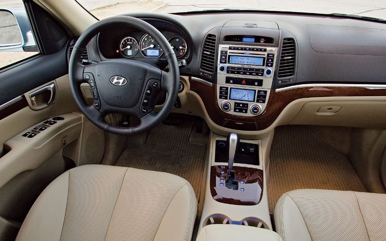 2011 Hyundai Santa Fe Tow Package