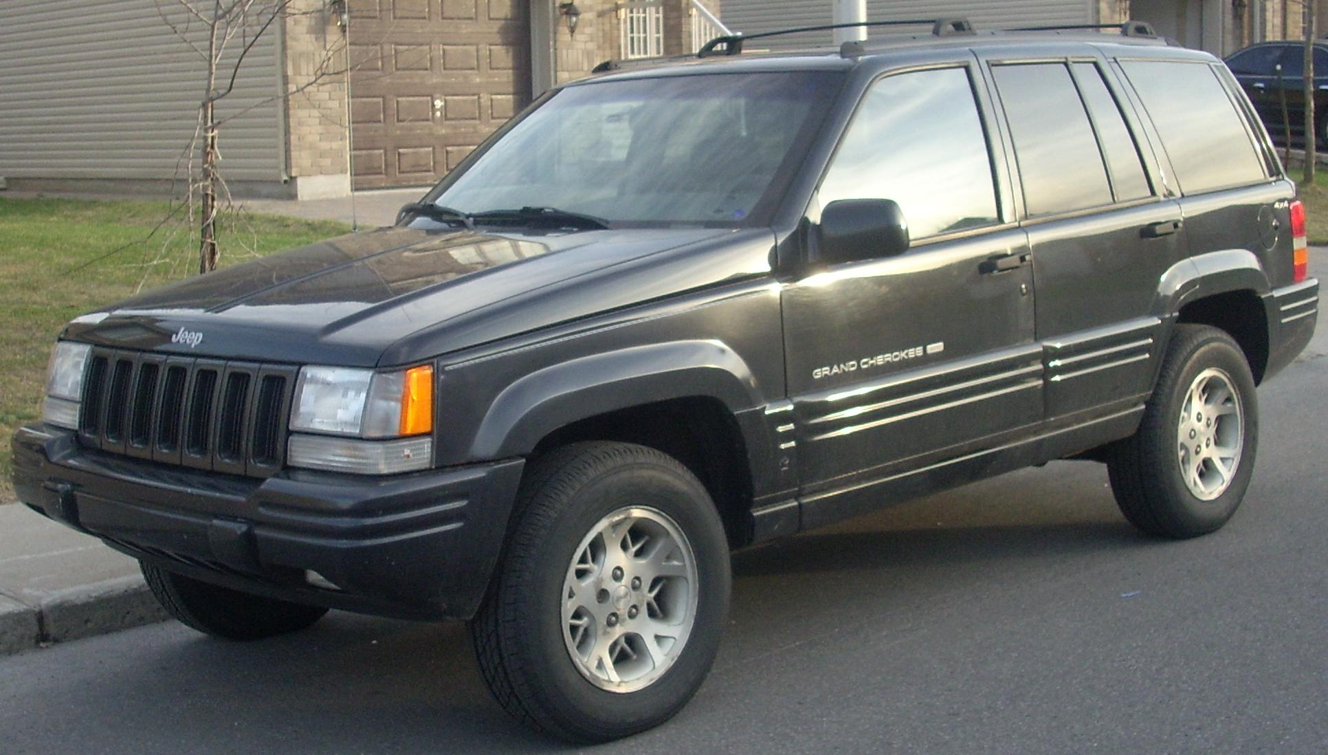 hight resolution of  1996 jeep grand cherokee laredo 2wd photo 2