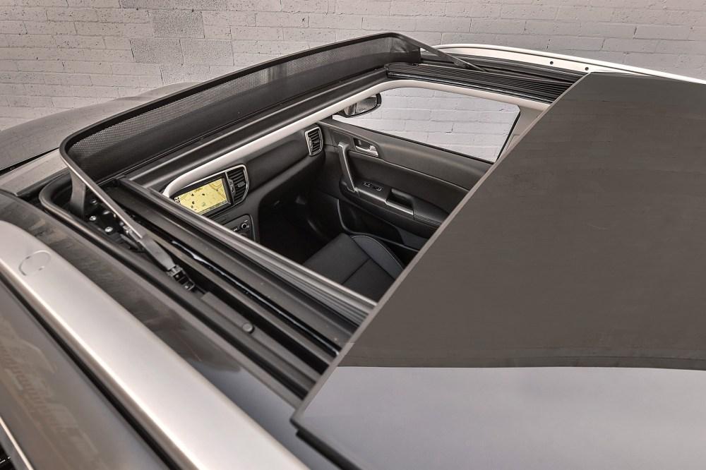 medium resolution of  2017 kia sportage exterior