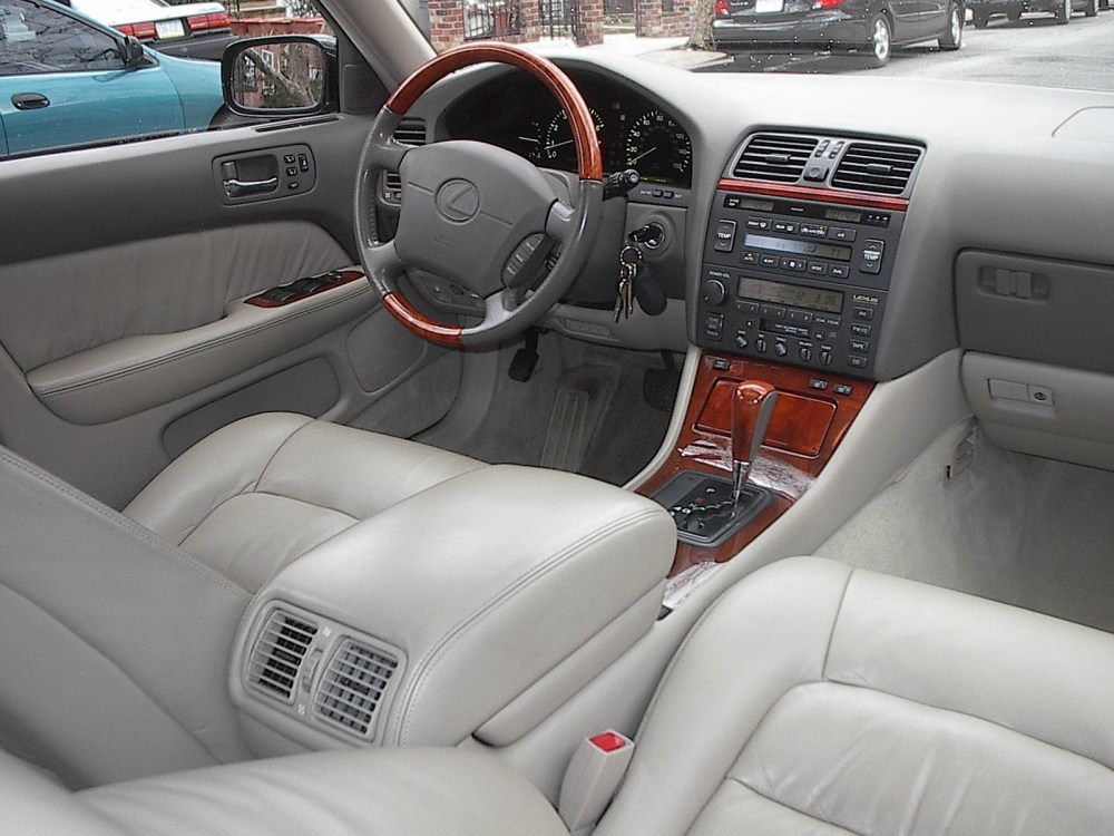 medium resolution of  2000 lexus ls 400 photo 2