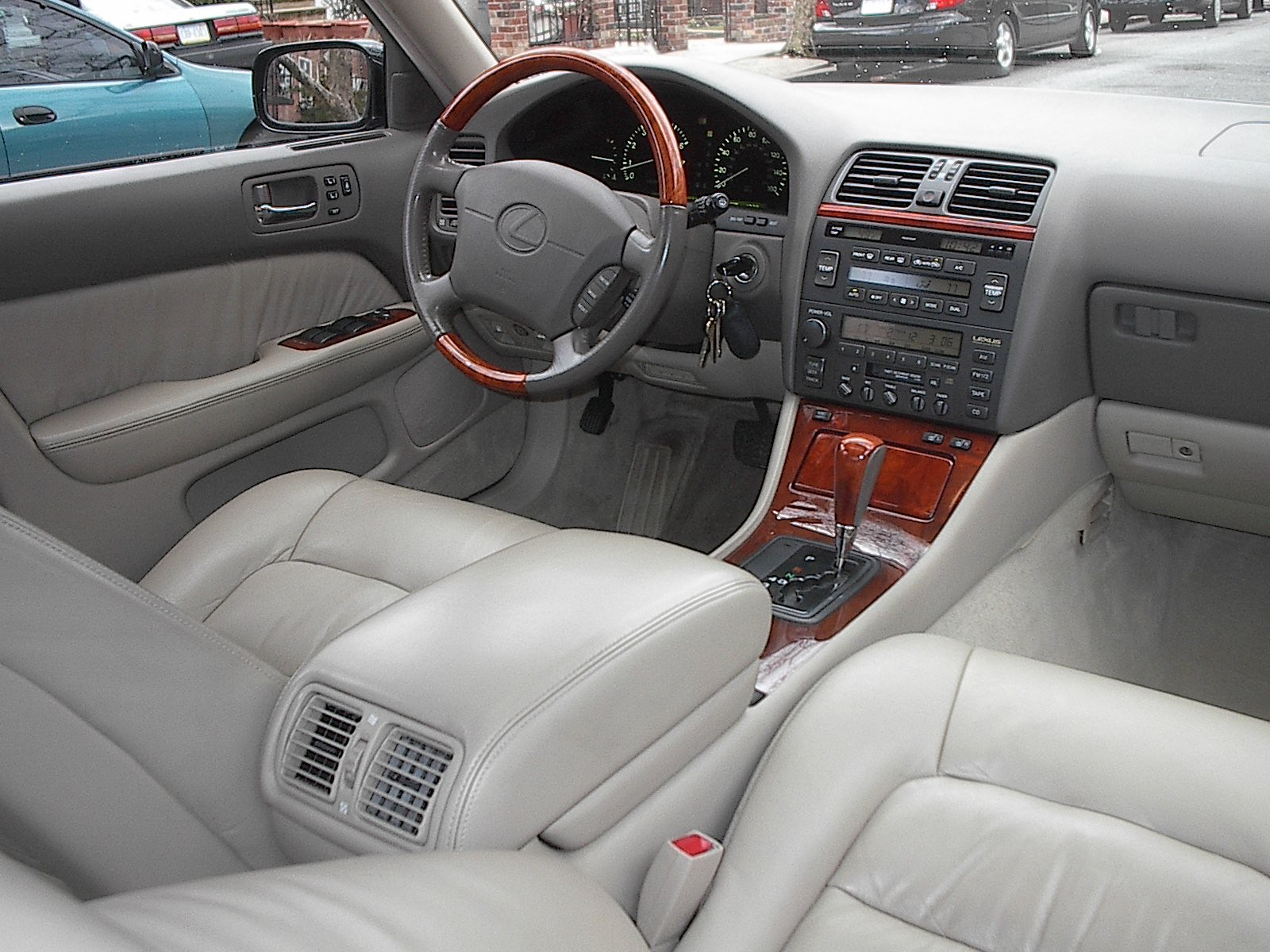 hight resolution of  2000 lexus ls 400 photo 2
