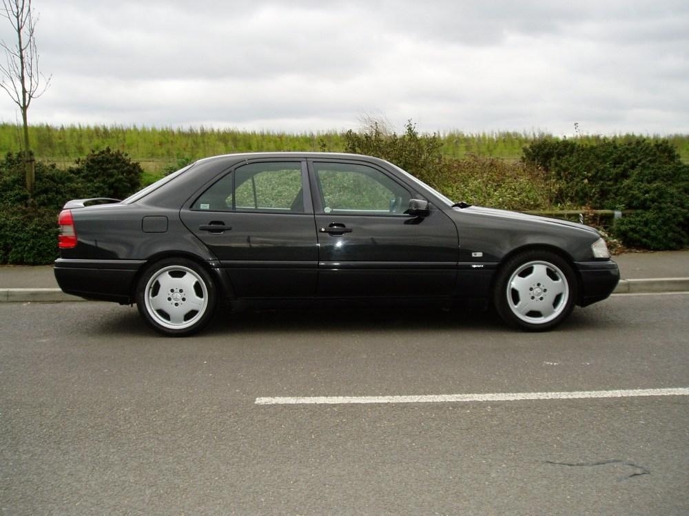 medium resolution of  1995 mercedes benz c class c220 photo 4