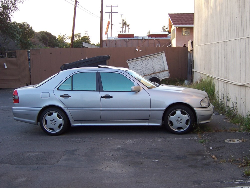 medium resolution of  1995 mercedes benz c class c220 photo 5