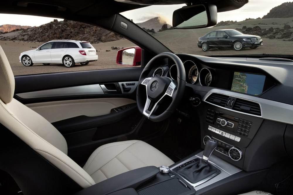 medium resolution of  2011 mercedes benz c class c300 sport sedan photo 5
