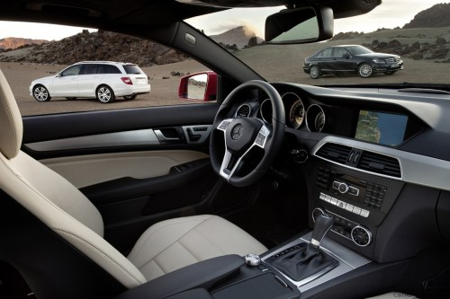 small resolution of  2011 mercedes benz c class c300 sport sedan photo 5