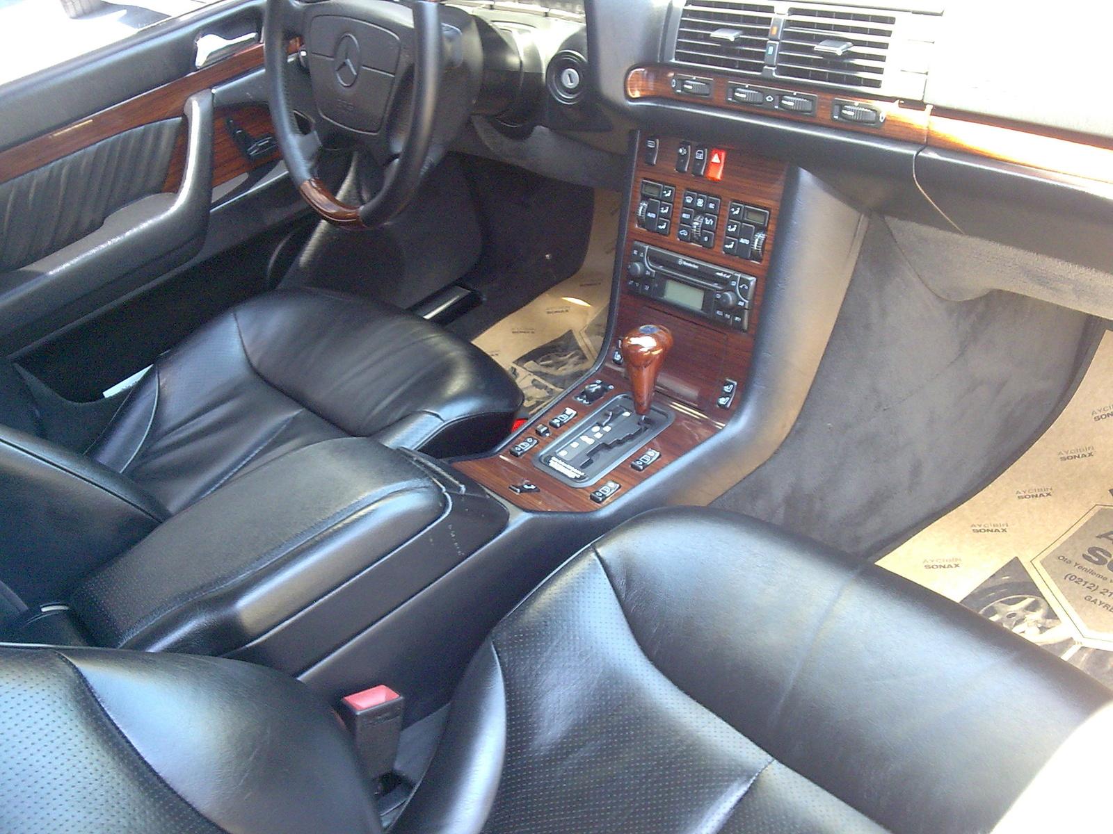 hight resolution of  1995 mercedes benz s class s420 sedan photo 3