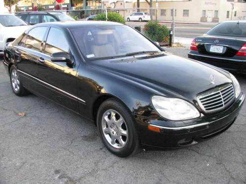 small resolution of  2001 mercedes benz s class photo 2