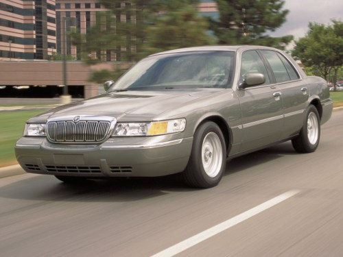 small resolution of  2002 mercury grand marquis photo 5