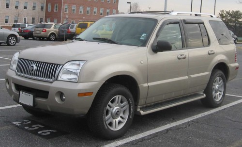 small resolution of 2000 mercury mountaineer 2wd photo 1