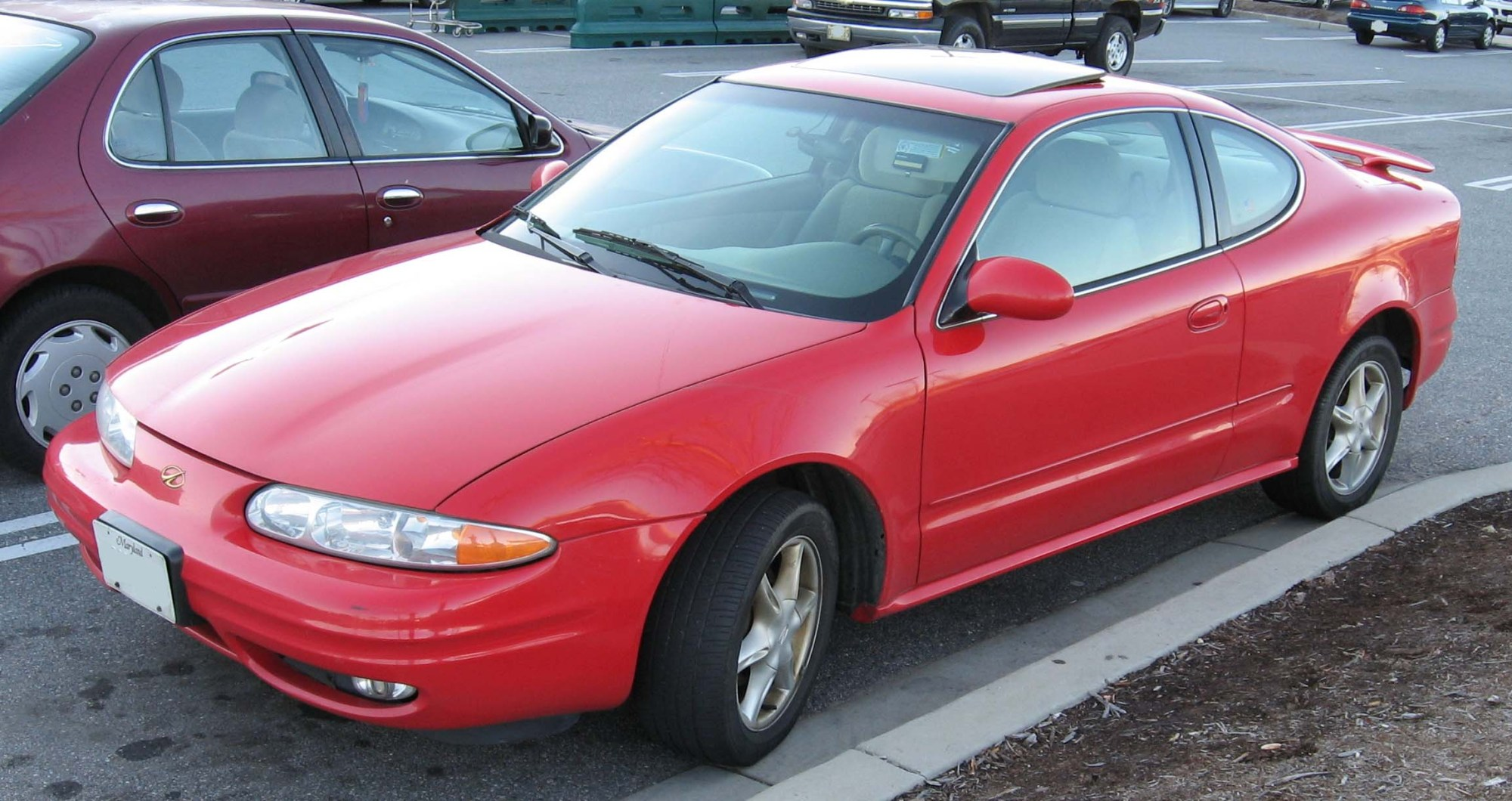 hight resolution of  2004 oldsmobile alero gx coupe photo 3