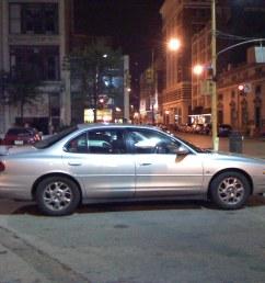2001 oldsmobile intrigue gx photo 3  [ 1600 x 1200 Pixel ]
