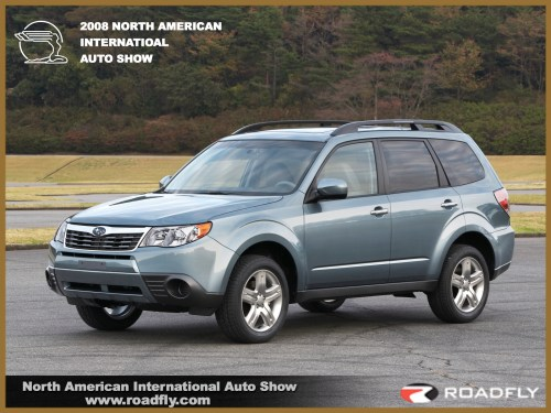 small resolution of  2009 subaru forester 2 5x photo 4
