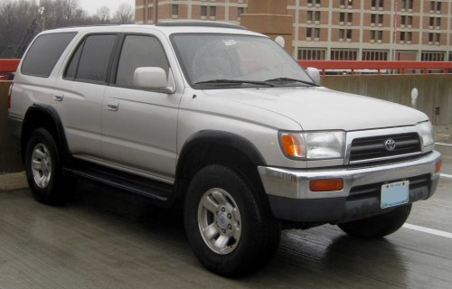 small resolution of  1998 toyota 4runner 2wd photo 2