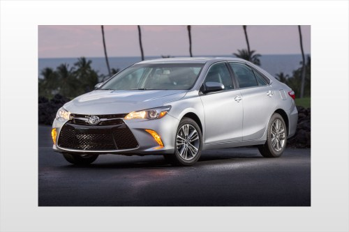 small resolution of  2016 toyota camry exterior