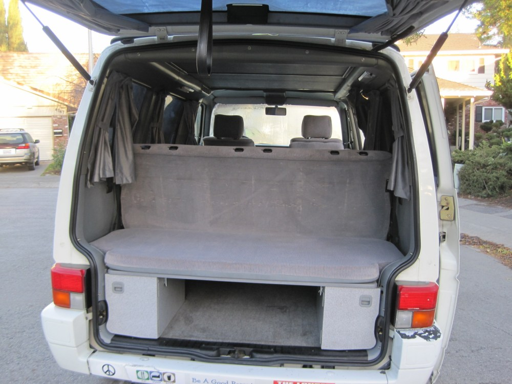medium resolution of  1993 volkswagen eurovan cl photo 3