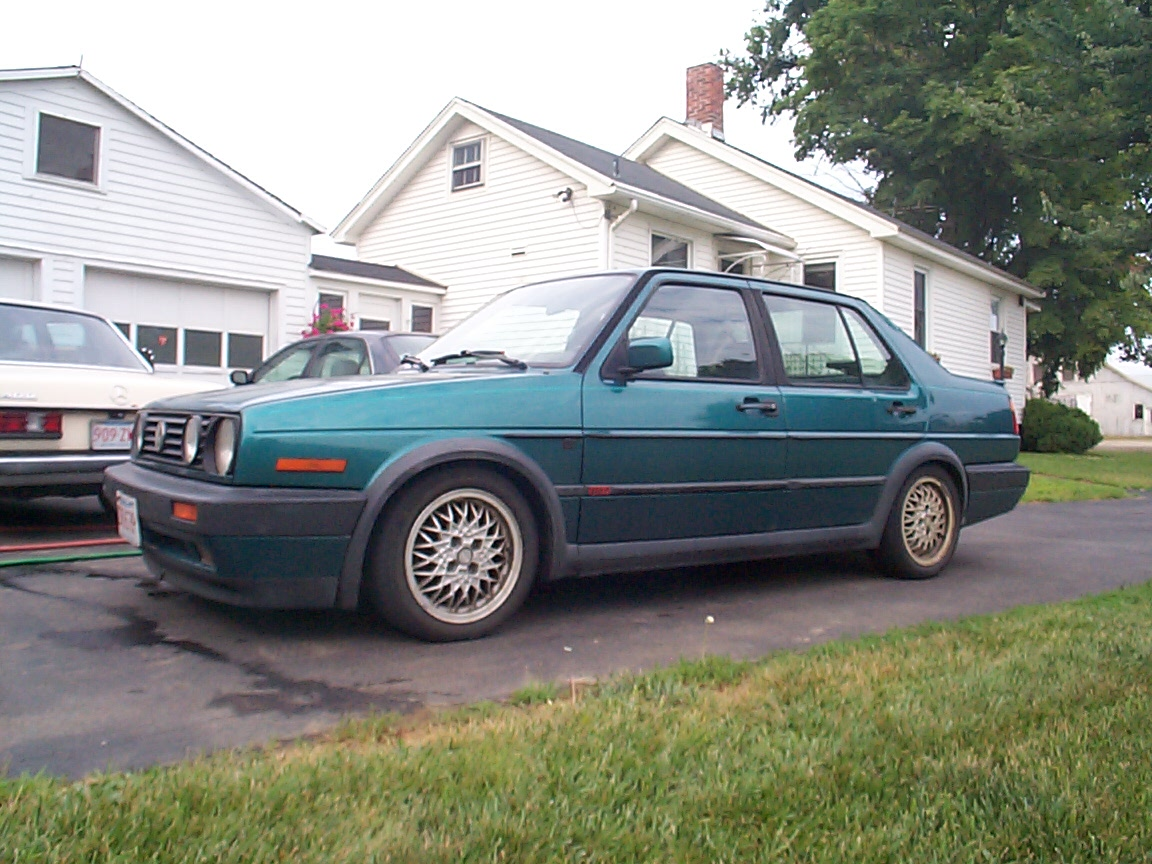 hight resolution of  1992 volkswagen jetta gl photo 6