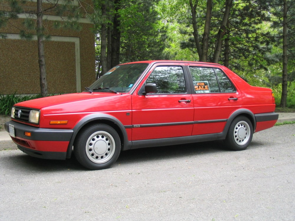 medium resolution of  1992 volkswagen jetta gl photo 7