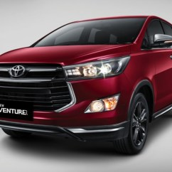 Innova New Venturer Harga Grand Avanza Otr Medan Toyota To Launch Touring Sport Autodevot