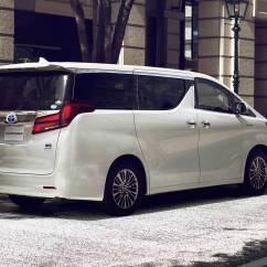All New Toyota Vellfire 2018 Yaris Trd Turbo Alphard And Revealed Autodevot
