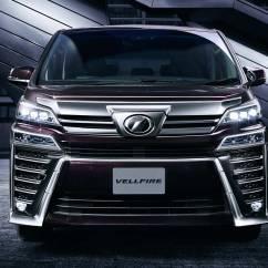 All New Toyota Vellfire 2018 Grand Avanza 2015 Bekas Alphard And Revealed Autodevot