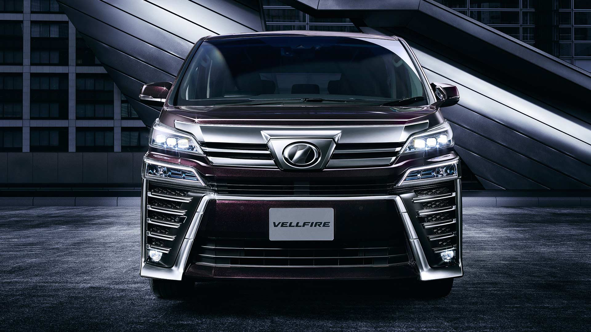 all new alphard 2.5 x toyota camry 2018 thailand and vellfire revealed autodevot
