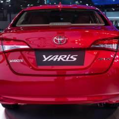 Toyota Yaris Trd India Bodykit All New Kijang Innova First Look At Auto Expo 2018 Autodevot 4