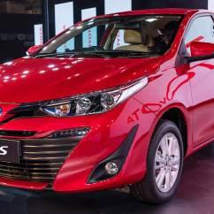 Toyota Yaris Trd India Perbedaan Grand New Avanza Dan Xenia First Look At Auto Expo 2018 Autodevot