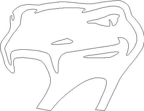 Viper Logo Decal #1