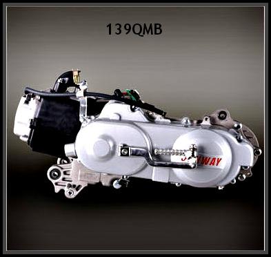 Jonway Engine 139QMB