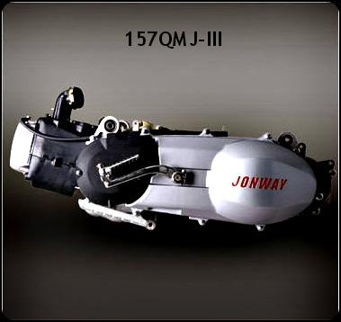 Jonway Engine 157QMJ-III