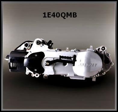 Jonway Engine 1E40QMB