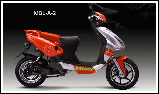 Jonway Electric Bike Export Series MBL-A-2