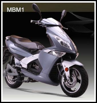 Jonway Electric Bike Export Series MBM1