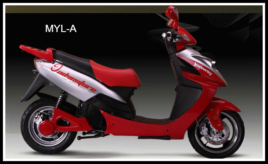 Jonway Electric Bike Export SeriesMYL-A