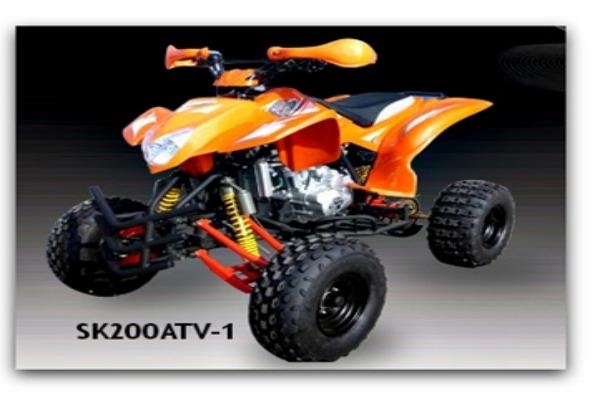 Jonway ATV SK200ATV-1