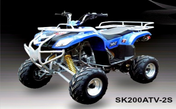 Jonway ATV SK200ATV-2S
