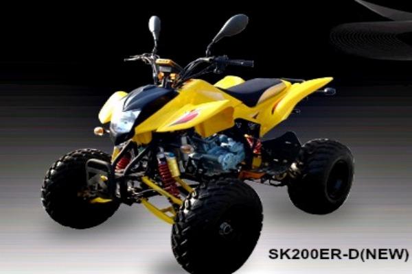 Jonway ATV SK200ER-D (NEW)