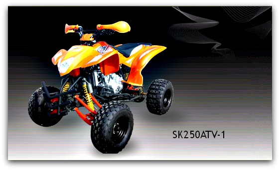 Jonway ATV SK250ATV-1
