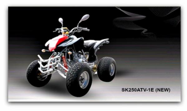 Jonway ATV SK250ATV-1E (NEW)