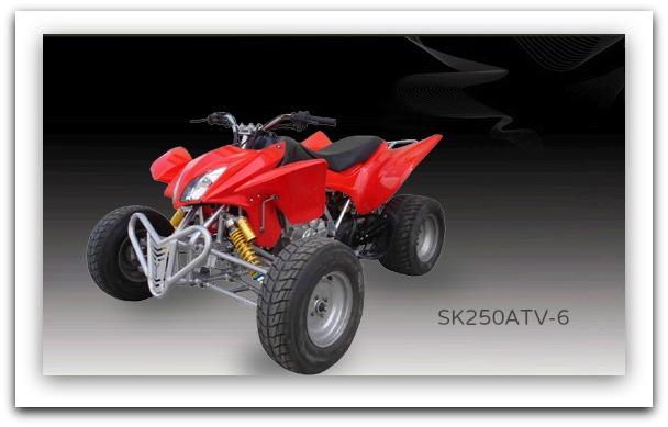 Jonway ATV SK250ATV-6