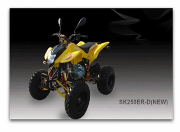 Jonway ATV SK250ER-D (NEW)