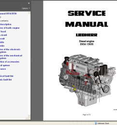 repair manuals liebherr diesel engines d934 d936 service manual [ 1024 x 768 Pixel ]