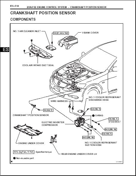 Lexus GS 450h repair manual Order & Download