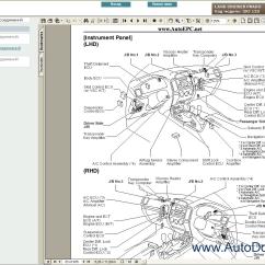 Toyota Land Cruiser Prado 120 Wiring Diagram Composite Volcano Labeled Service Manual Rus Repair