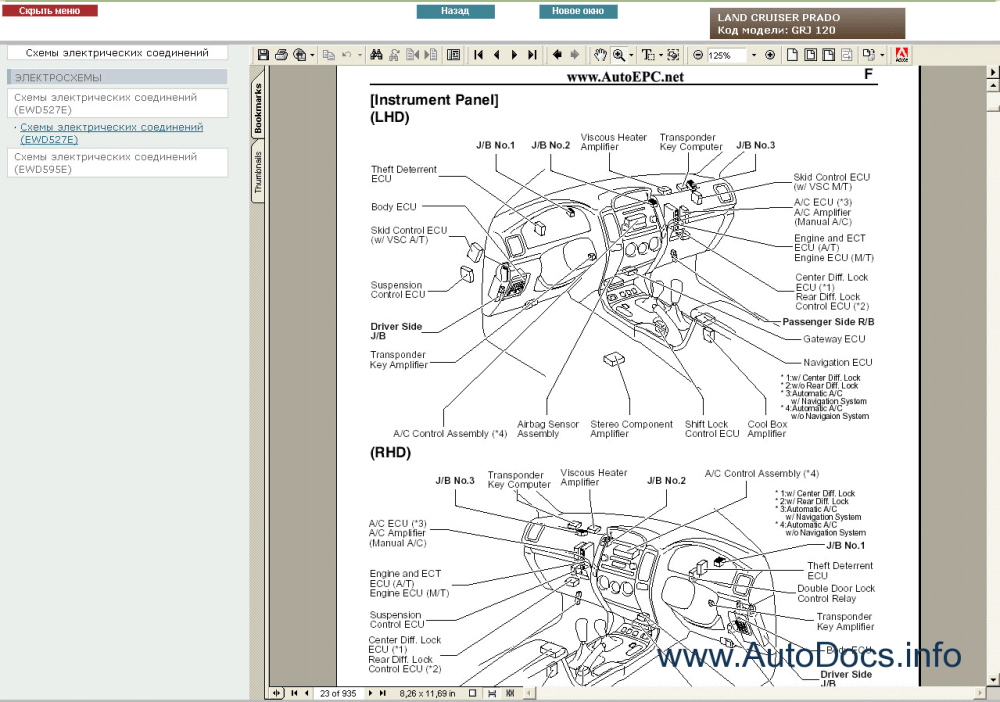 medium resolution of toyota prado 120 wiring diagram pdf 35 wiring diagram 2017 toyota wiring diagrams toyota tacoma electrical