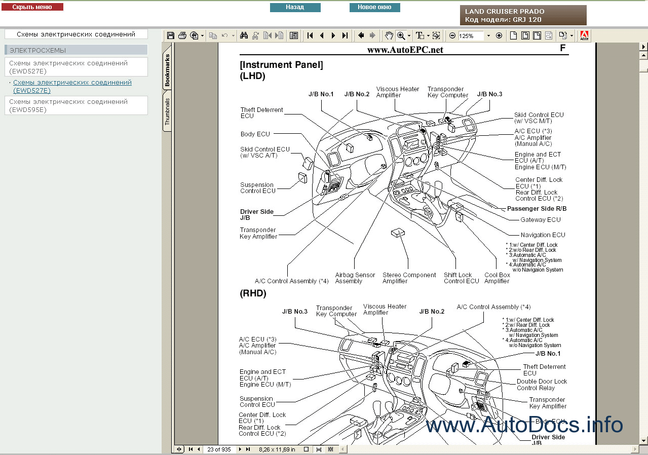 hight resolution of toyota prado 120 wiring diagram pdf 35 wiring diagram 2017 toyota wiring diagrams toyota tacoma electrical