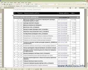 MercedesBenz Actros Service Documentation repair manual