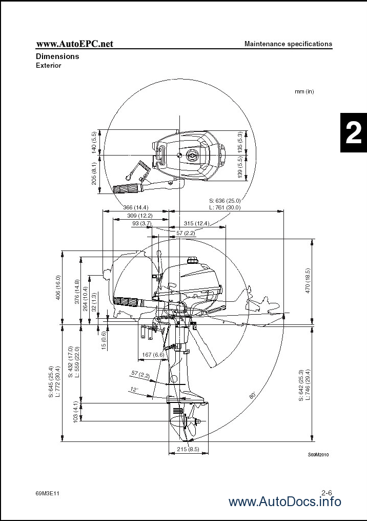 Yamaha Outboard Motors & Watercraft (JetSki) Repair Manual