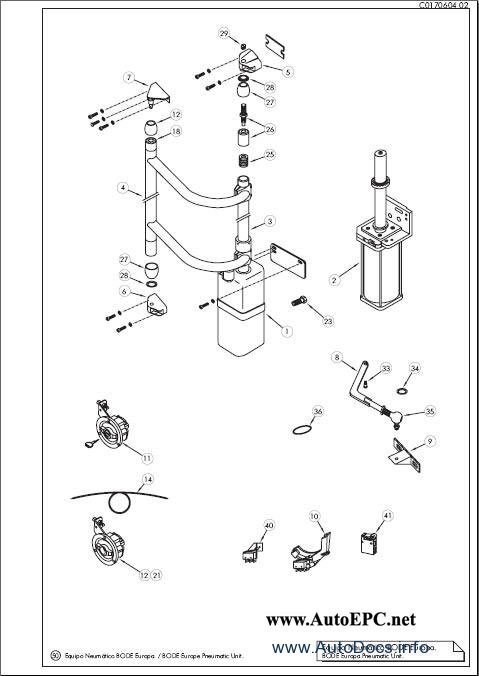 Irizar Buses Spare Parts Catalog parts catalog Order